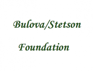 Bulova/Stetson Foundation
